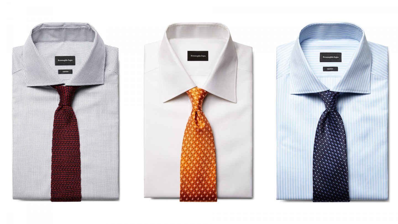 3 pravidla kombinování kravaty a košile. Dodržujte je a budete vypadat vždy  stylově a5f54dc9ee