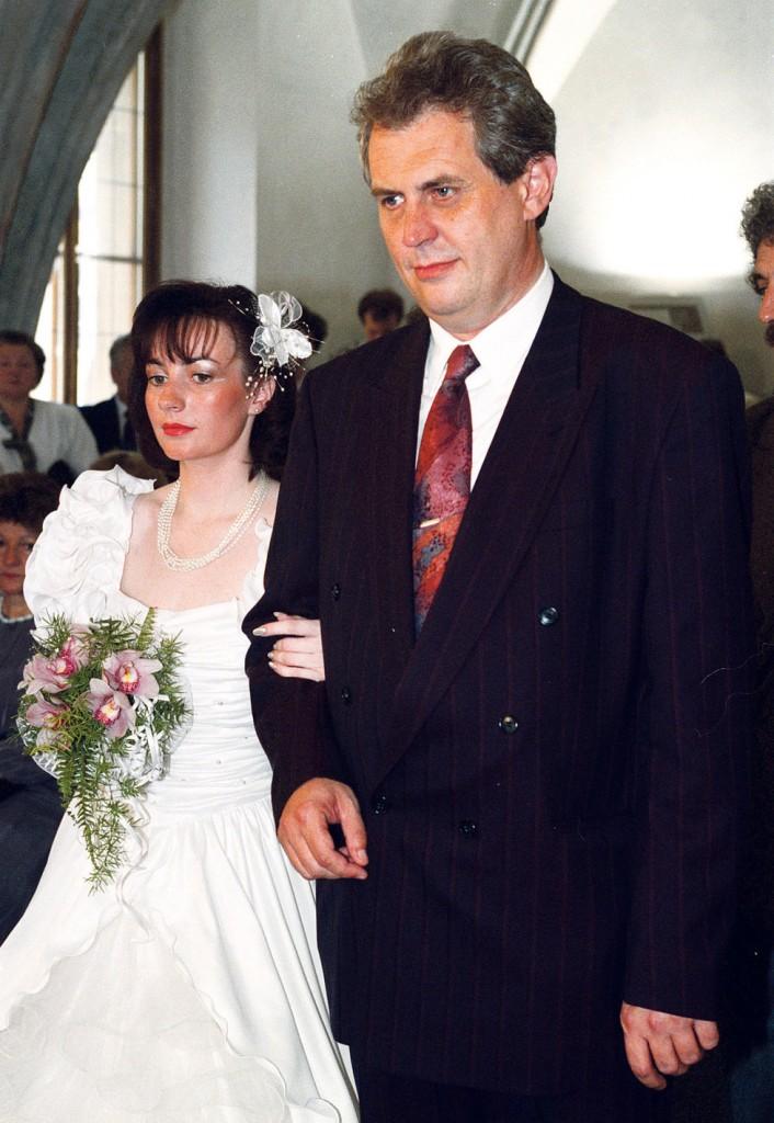 zeman-svatba