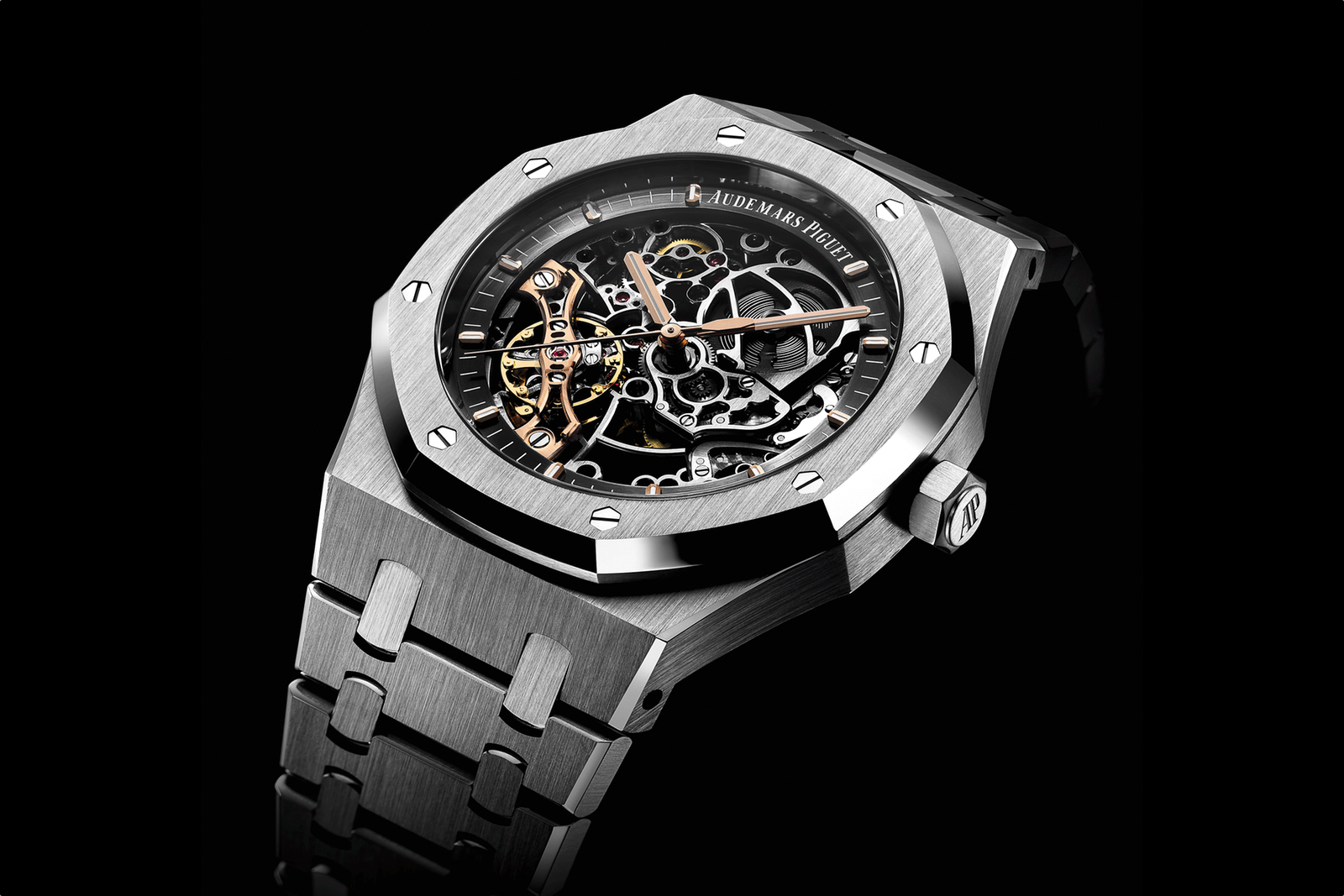 Audemars-Piguet-Royal-Oak-Double-Balance-Wheel-Open-Worked-steel-three-quarter-thumb-1600x1067-28127