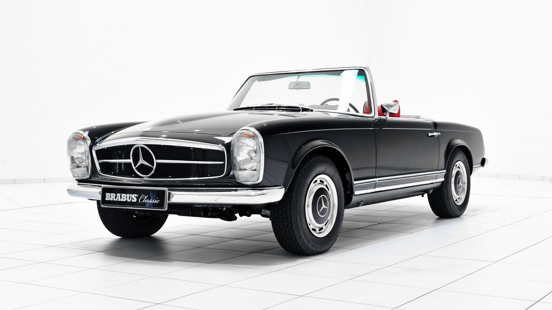 Mercedes-Benz 280SL c