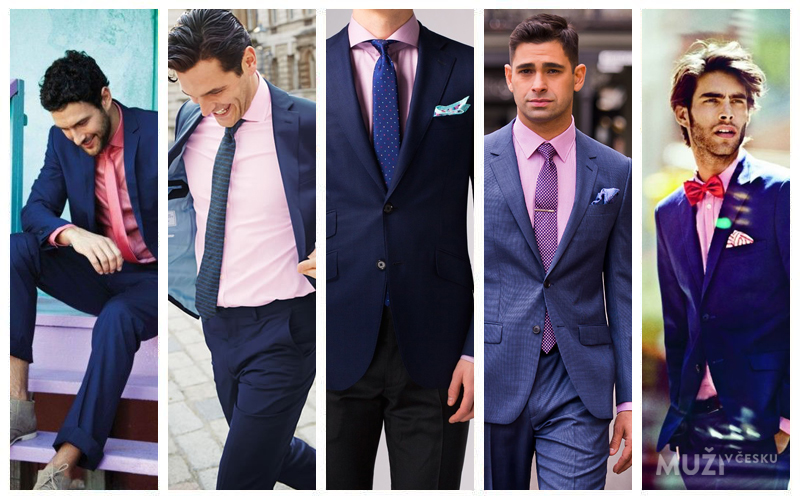 41f310d8ed4 Jak správně barevně sladit oblek
