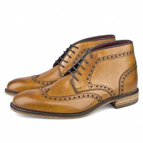 Loake Errington Tan