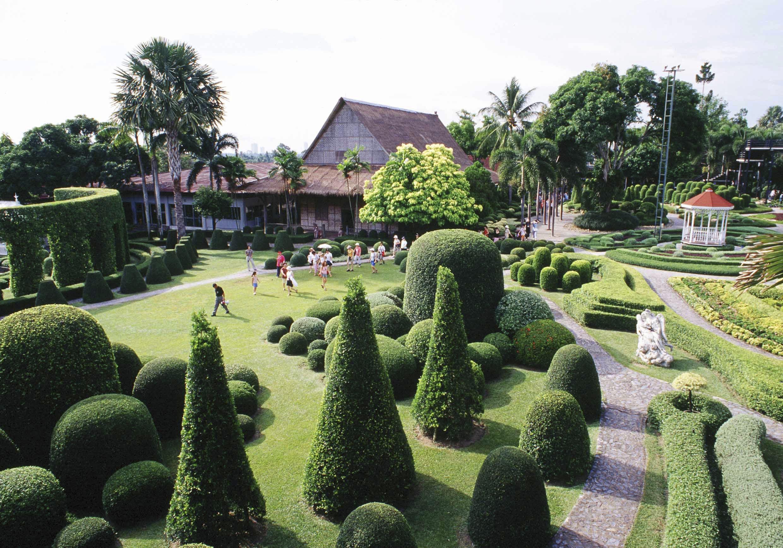 Nong Nooch Garden at Pattaya, Chon Buri *** Local Caption *** สวนนงนุช ที่พัทยา จังหวัดชลบุรี