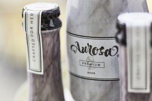 Aurosa, první dámské pivo