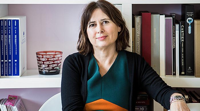 Nyní již bývalá šéfredaktorka Alexandra Shulman, která současně byla nejdéle působící v dané pozici v historii.