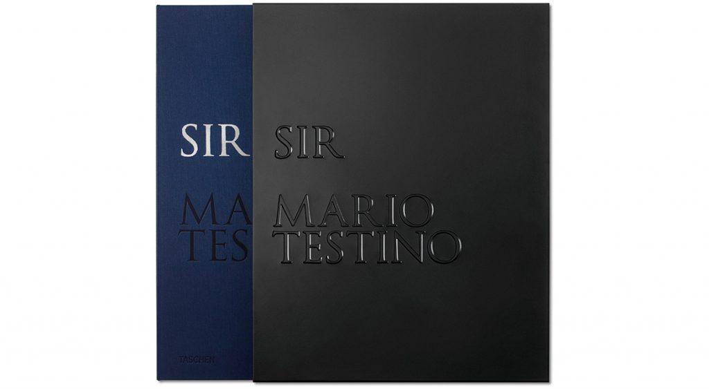 Knihu Sir pořídíte na stránkách nakladatelství Taschen za 750 euro.