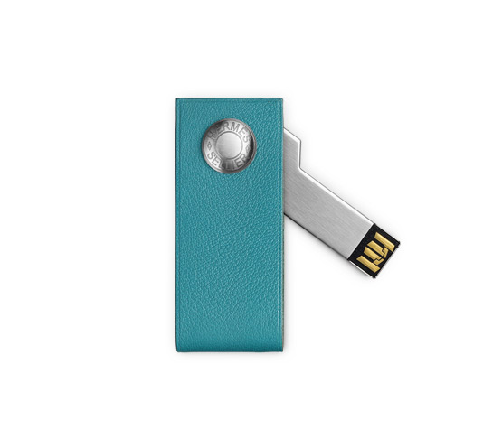 USB Flash Drive, Hermés.
