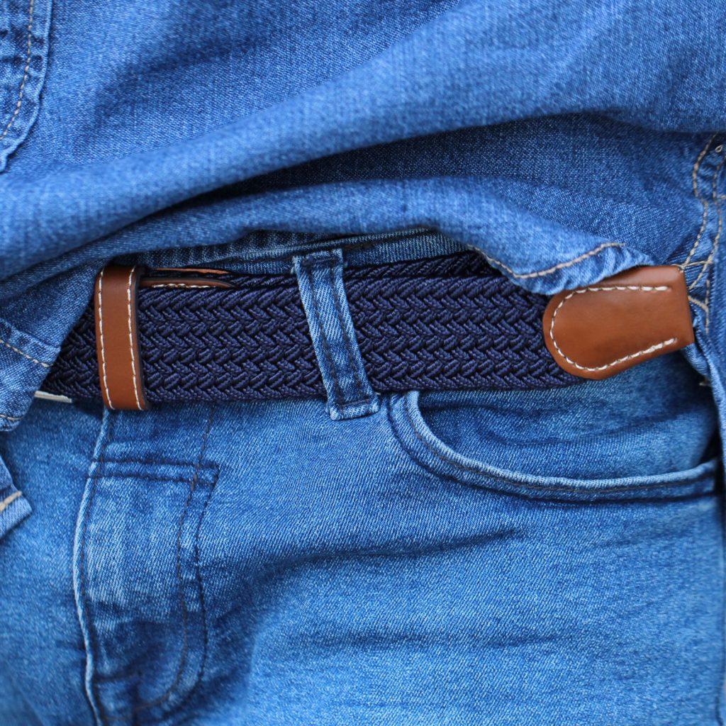 Tmavě modrý pásek, TrendHim