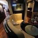 Luxusní hotel v oblacích. S letenkou za 1,3 milionu si dopřejete nebývalého luxusu -