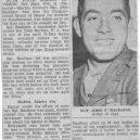 John Basilone: mariňák, který hledal smrt a našel ji - ny-times