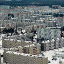 V ukrajinské městě Pripjať už skoro 30 let nikdo nežije - 08-sidliste-kde-nikdo-nebydli