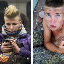 Vyumělkované selfies vs. realita. Jak vypadáme ve skutečnosti? - 3183425_