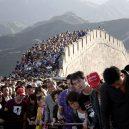 Opravdu tam chcete jet a zažít tohle na vlastní kůži? - CHINA-NATIONALDAY-TOURISM-HOLIDAYS