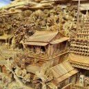 Nejdelší řezbářská práce na světě. Podívejte se na fotografie unikátního čínského díla - article-2509367-197bdb4c00000578-405_964x563