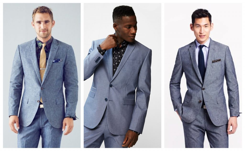 Jak stylově nosit letní pánské obleky a neumřít přitom horkem – Muži ... 28605923f7