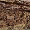 Nejdelší řezbářská práce na světě. Podívejte se na fotografie unikátního čínského díla - driftwood-carving-ornate