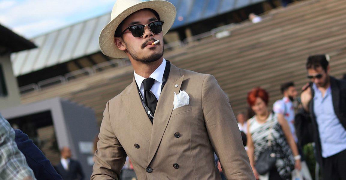Jak stylově nosit letní pánské obleky a neumřít přitom horkem – Muži v Česku 200b464bd8