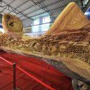 Nejdelší řezbářská práce na světě. Podívejte se na fotografie unikátního čínského díla - tree-sculpture-zheng-chunhui-1