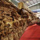 Nejdelší řezbářská práce na světě. Podívejte se na fotografie unikátního čínského díla - tree-sculpture-zheng-chunhui-3