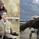 Filmové role vs. skutečné postavy - Nedotknutelní