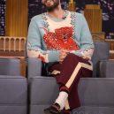 Jared Leto se nebojí měnit barvy. Je to módní chameleon - v-gucci-od-hlavy-az-k-pate