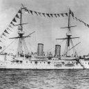 Dmitrij Donskoj – valečný křižník plný zlata? - 1280px-dmitriydonskoy1880-1905