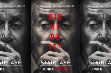 Vizuál seriálu Staircase