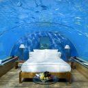 Luxusní podmořský apartmán na kouzelných Maledivách - affaeoj