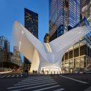 Až tohle uvidíte, možná omdlíte - Dopravní terminál u Světového obchodního centra v New Yorku