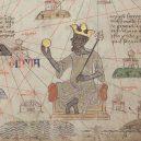 Co po sobě zanechal nejbohatší člověk světa Mansá Músa? - catalan_atlas_bnf_sheet_6_mansa_musa