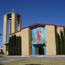 K plačícím sochám se přidala Panna Marie Guadalupská - church2