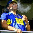 """Maradonovy """"dvoje hodinky"""" – od historie po současnost - diego-maradona-rolex-fan"""