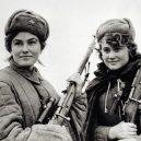 Lady Smrt – Ljudmila Pavličenko - francotiradoras-sovieticas-ke0e-510x349abc