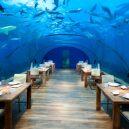 Luxusní podmořský apartmán na kouzelných Maledivách -