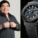 """Maradonovy """"dvoje hodinky"""" – od historie po současnost - hublot_maradona"""