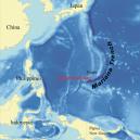 Mariánský příkop – nejhlubší místo na Zemi - marianatrenchmap