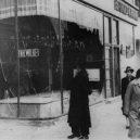 Herschel Grynszpan, židovský mladík, který zabil německého diplomata Ernsta Vom Ratha - Noc Křišťálových nožů se odehrála v roce 1938