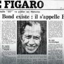 """Jak si žil špiónský předobraz Jamese Bonda? - Noviny, které jako první napsaly o Bondově """"otci"""""""