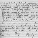 Olga Hepnarová odsoudila nevinné k trestu smrti přejetím - olga-hepnarova-letter
