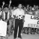 Ze života největšího pašeráka drog Pabla Escobara - podporoval-fotbal-ktery-miloval