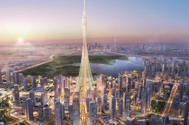 Takhle bude vypadat nejvyšší stavba světa