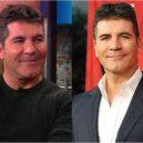 Seberte odvahu a prohlédněte si to nejhorší z plastické chirurgie slavných mužů - Simon Cowell