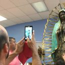 K plačícím sochám se přidala Panna Marie Guadalupská - weepingmary1