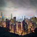 Podívejte se, jak se čínská města proměňují závratnou rychlostí - 11-sangaj