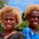 Melanésané: blonďáci a blondýny z Oceánie s tajemnou pradávnou minulostí - 46zu