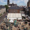 Nejstarší veřejná knihovna v Kolíně nad Rýnem se přidá k jeho antickému dědictví - cologne-roman-praetorium