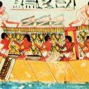 Byli egyptští mořeplavci v Americe? - egyptian-tomb-painting