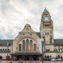 Krásná architektura světových nádraží - gare-de-metz-ville-france
