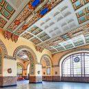 Krásná architektura světových nádraží - haydarpasa-railway-station-istanbul