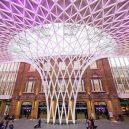 Krásná architektura světových nádraží - kings-cross-londyn